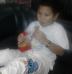 JB eating roscas